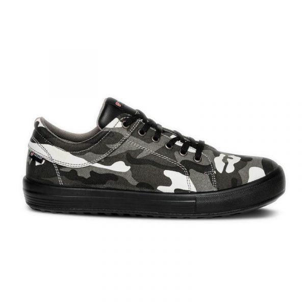Chaussures de sécurité Parade Vamos S1P Noir 1