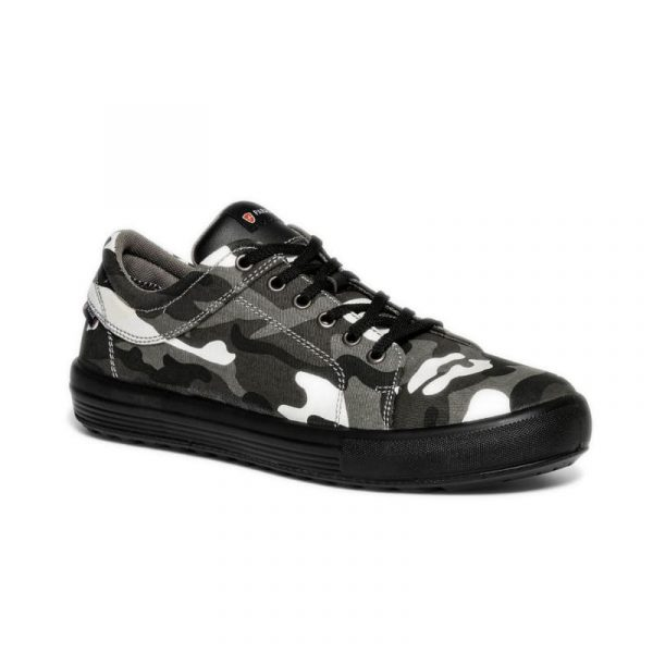 Chaussures de sécurité Parade Vamos S1P Noir 2