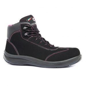Chaussures de sécurité montantes pour femmes Uniwork LOVELY S3