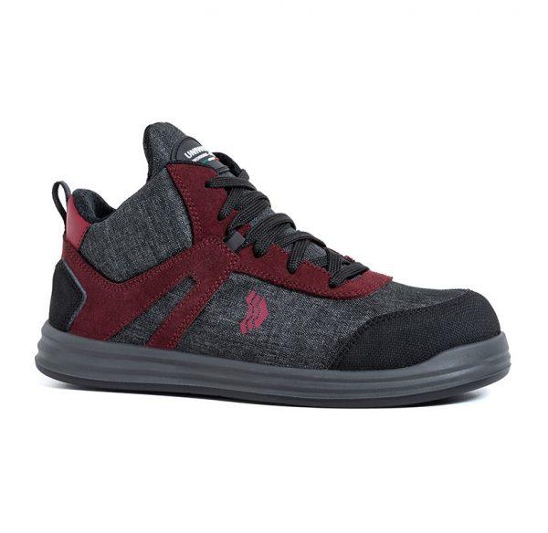 Chaussures de sécurité montantes pour femmes Uniwork SHIRLEY S3