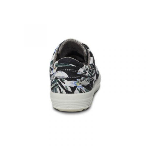Chaussures de sécurité pour femmes Parade VENICE S1P Noir-bleu 3