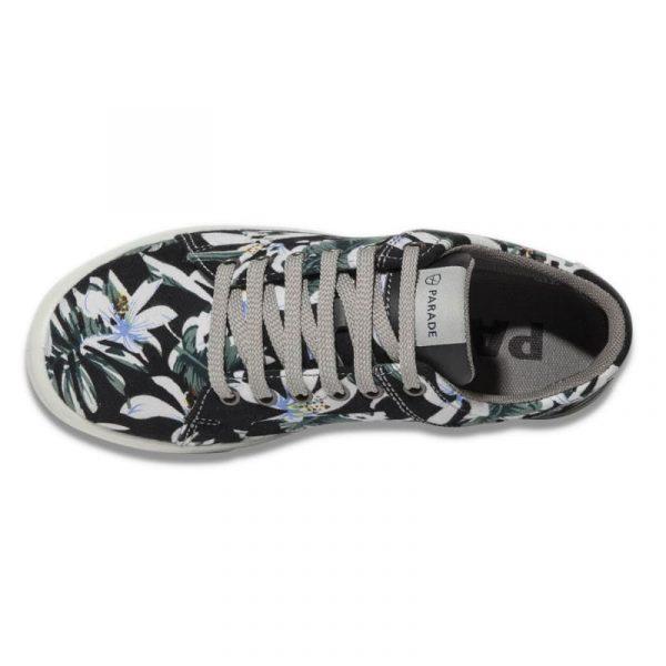 Chaussures de sécurité pour femmes Parade VENICE S1P Noir-bleu 2