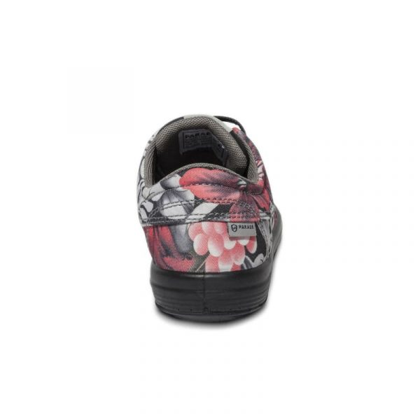 Chaussures de sécurité pour femmes Parade VENICE S1P Noir-rose 3