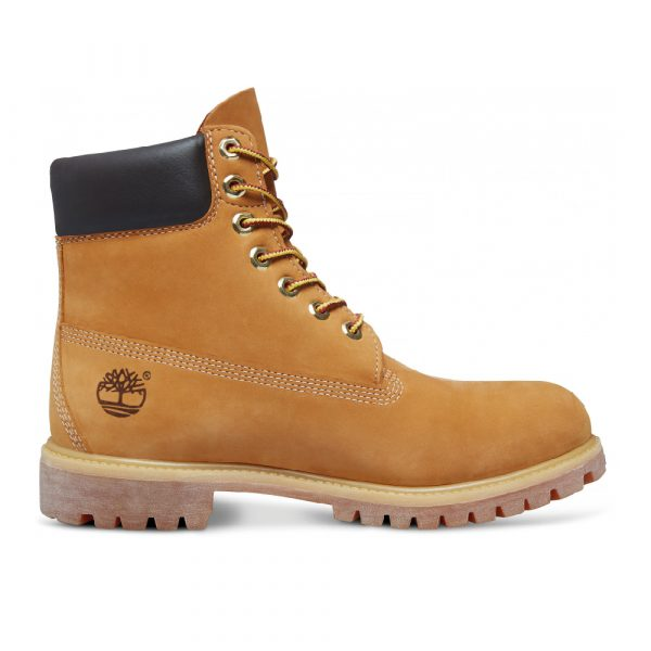 Chaussures de ville Timberland BOOT PREMIUM Jaune 1