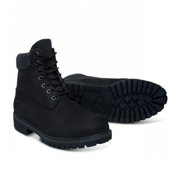 Chaussures de ville Timberland BOOT PREMIUM Noir 3