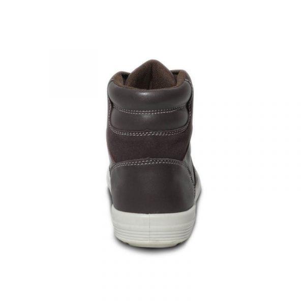 Sneakers montantes de sécurité Parade VISION S3 Marron 2
