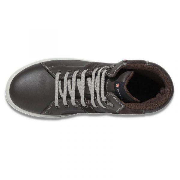 Sneakers montantes de sécurité Parade VISION S3 Marron 3