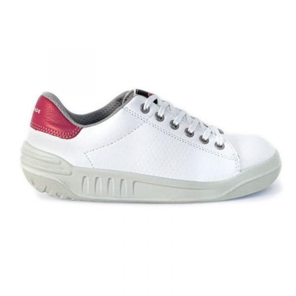 Chaussures de sécurité Parade Jamma S3 Blanc-rose 1
