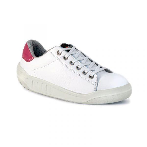 Chaussures de sécurité Parade Jamma S3 Blanc-rose 3