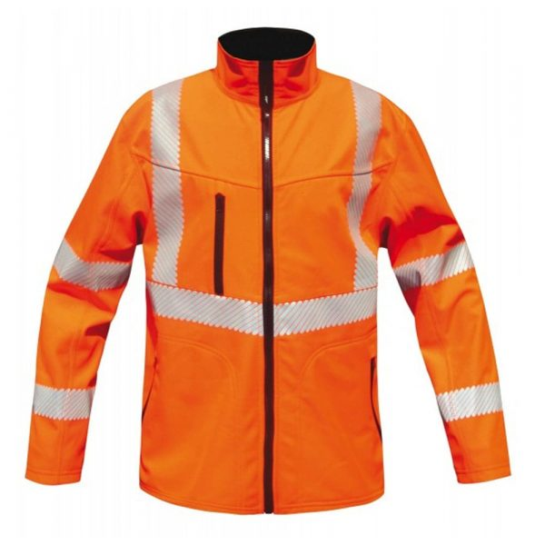 Softshell réversible T2S BABYLONE 3