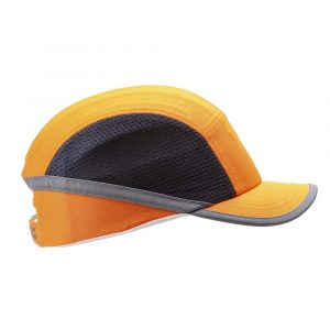 Casquette Coquée Coverguard SHOCKPROOF CAP orange 1