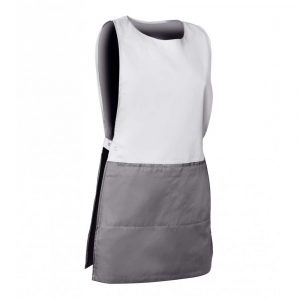 Chasuble femme SNV LILY blanc/gris
