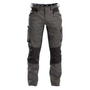 Pantalon DASSY HELIX gris noir