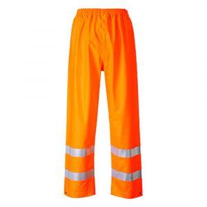 Pantalon de pluie PORTWEST HiVis Sealtex™ FR orange