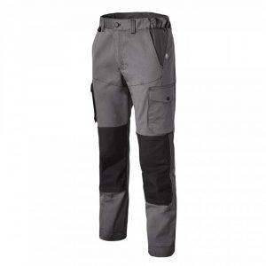 Pantalon genouillères MOLINEL Overmax anthracite