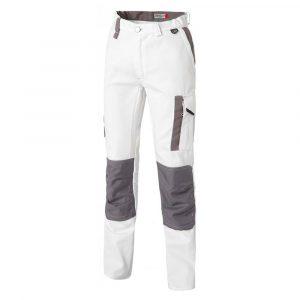 Pantalon Genouillères MOLINEL White & PRO