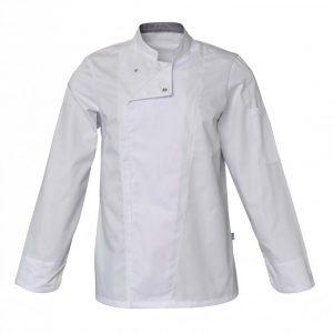 Veste de cuisine SNV COOKIE ML blanc 1