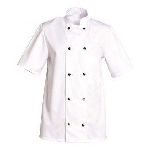 Veste de cuisine SNV FABRICE blanc 1